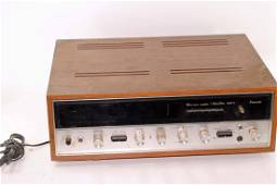 Sansui 5000x Stereo Tuner Amplifier Receiver Works