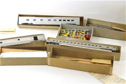 HO Scale Model Train Car Parts and Pieces