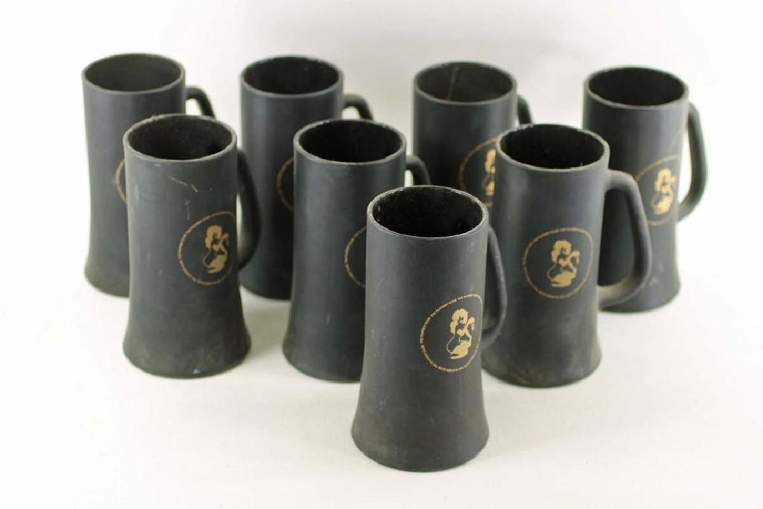 Lot of 8 Mugs from The Playboy Club