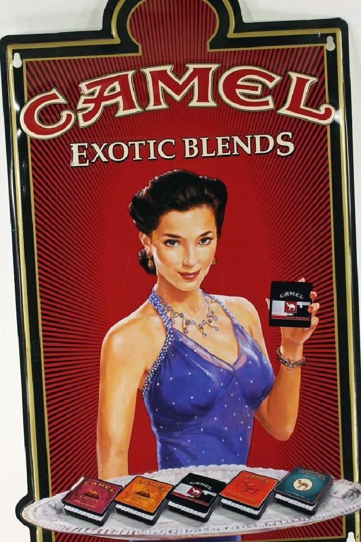 Camel Cigarettes Store Display Advertising - 2
