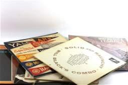Lot of Jazz Vinyl Records 33 rpm