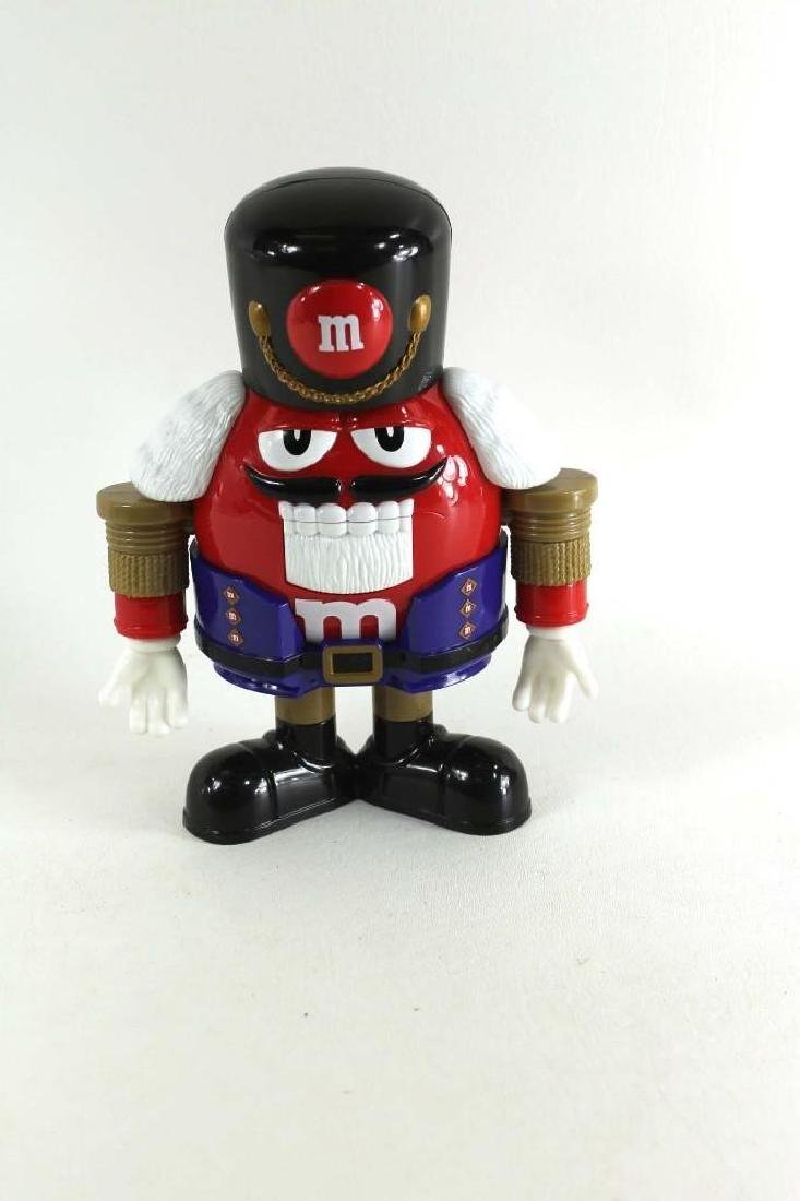 M&M Collectible Nutcracker Candy Dispenser