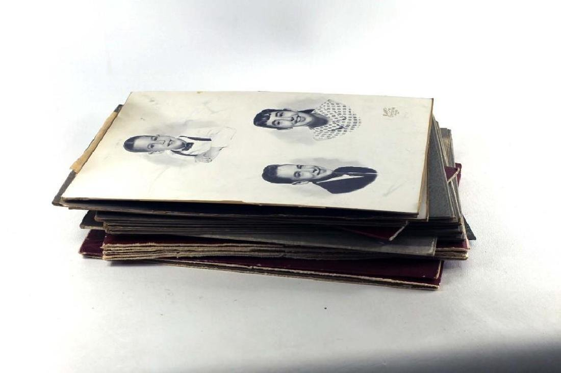 Lot of Cabinet Cards Old Photographs