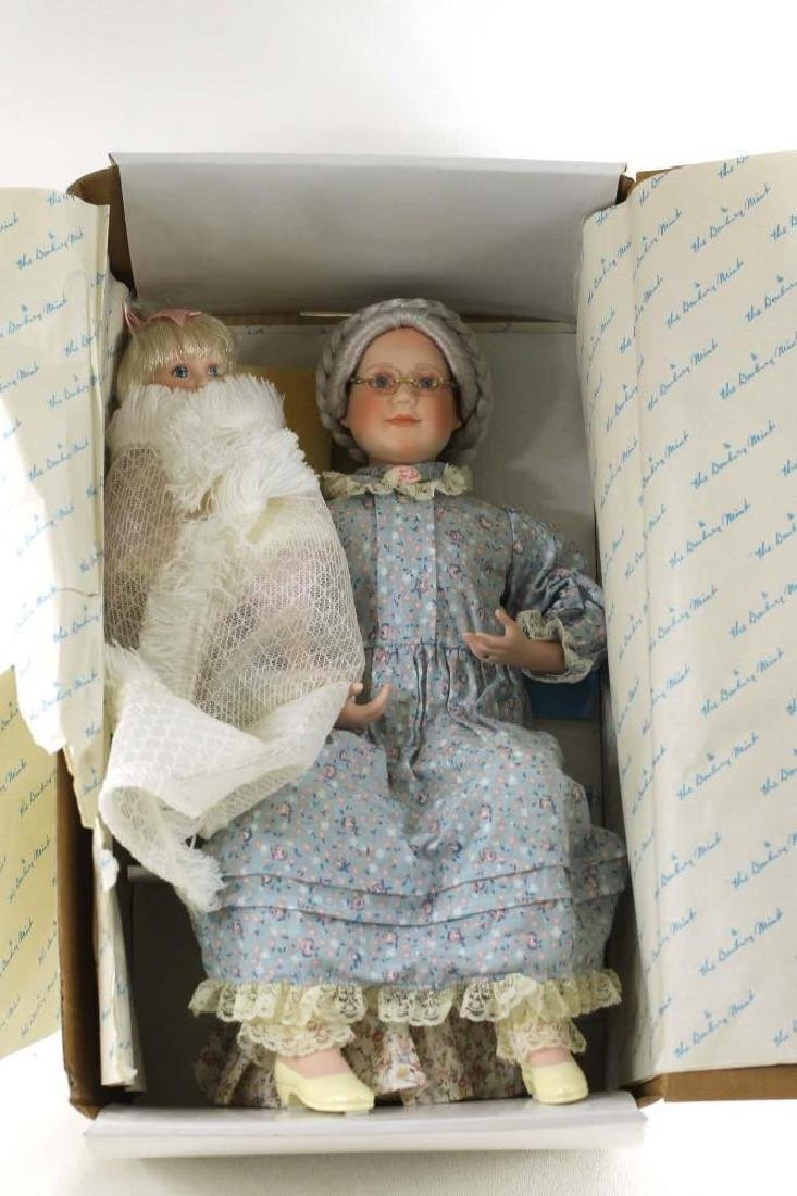 Danbury Mint Once Upon a Time Porcelain Doll by Judy