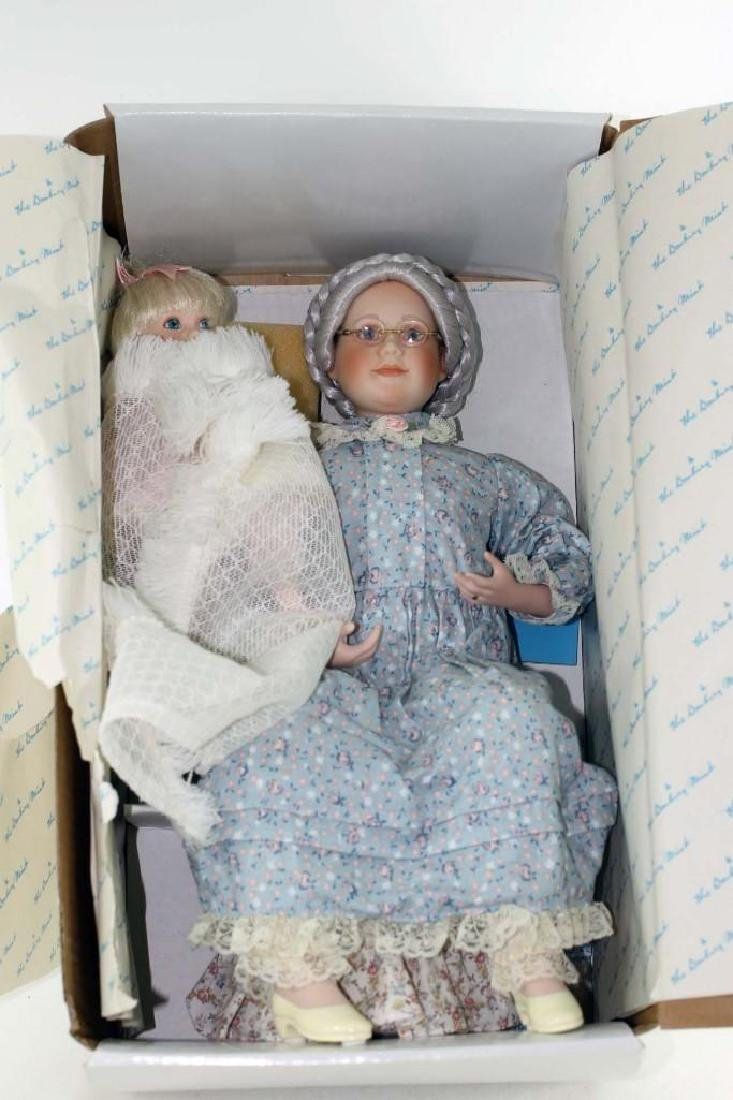 Danbury Mint Once Upon a Time Porcelain Doll by Judy - 3