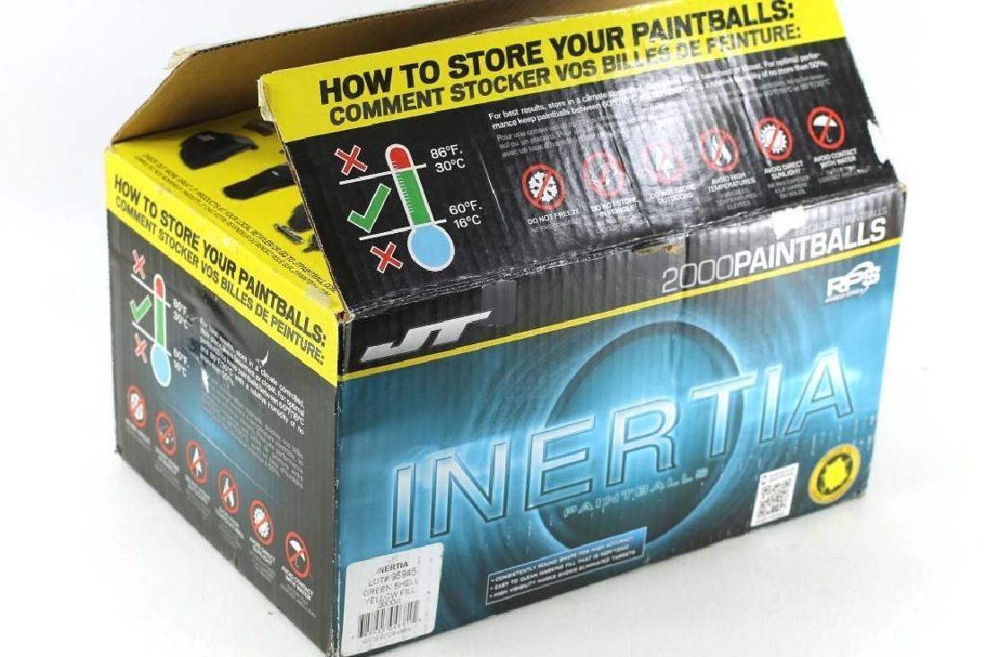 Inertia Green Paintballs