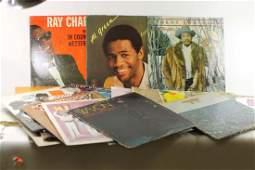 Lot of Vinyl Records 33 RPM LPs