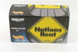 Michael Waltrip Nascar 7 Die Cast Car Nations Rent New