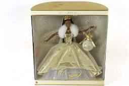 Mattel Celebration Barbie African American Doll New in
