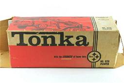 Vintage Tonka Firetruck New Old Stock
