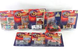 Lot of Winners Circle Nascar Cars New in Package