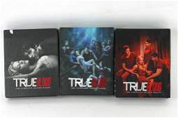 2nd 3rd and 4th Seasons of True Blood on DVD