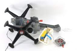 1966 Major Matt Mason Space Crawler Mattel Toy
