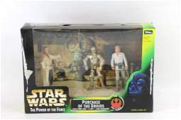 Star Wars The Power of the Force Action Figures New in