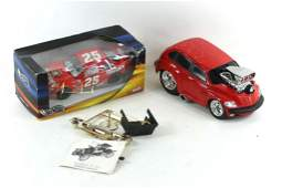 Lot of Model Toy Cars incl Nascar Marines Hot Wheels