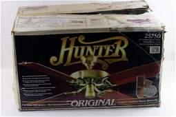 Hunter Ceiling Fan  New in damaged box