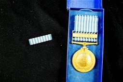 Korea United Nations Military Medal