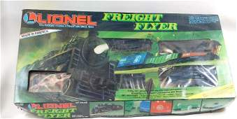 Lionel Freight Flyer Train Set 027 Gauge