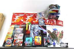 Lot of Pokemon Cards  Pez Dispensers  Game Informer