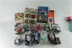 Lot of McDonalds toys sealed Star Wars Wizard of Oz