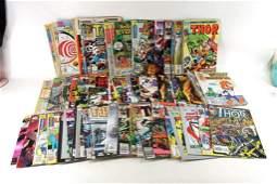 Large Lot of Comic Books incl Vintage