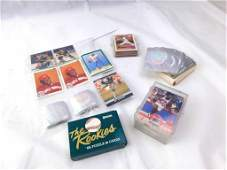Lot of Sports Cards incl Baseball  Football