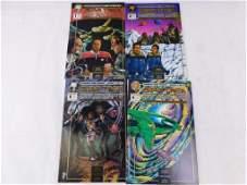 Lot of Star Trek Comic Books 1-4