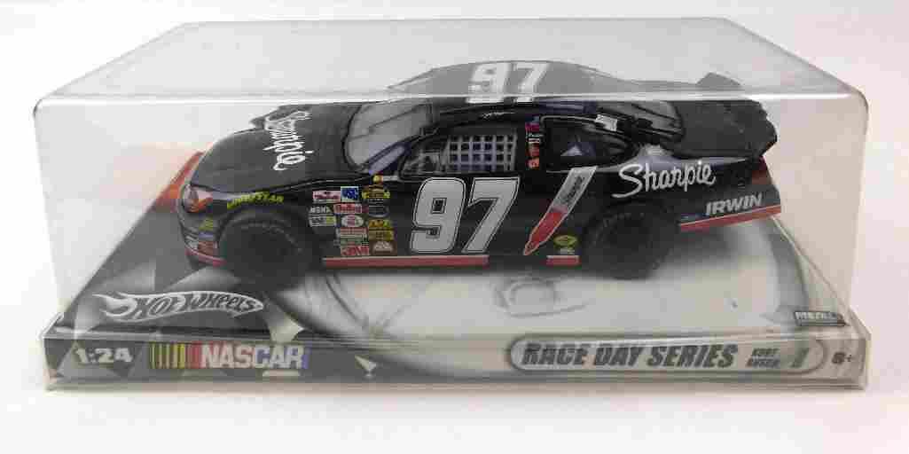NASCAR Hot Wheels Sharpie 1:24 Diecast
