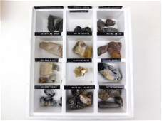 Lot of Collectible Stones and Rocks