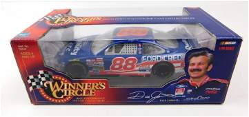 NASCAR Winners Circle Ford Credit 124 Diecast