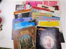 Lot of LP Vinyl Records Mostly Jazz
