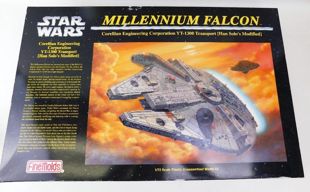 Fine Molds Star Wars Millennium Falcon Kit in Box