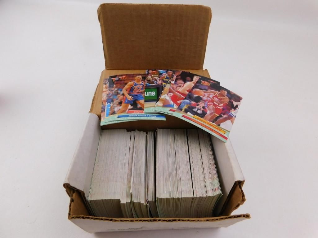 Lot of Misc. Basketball Cards