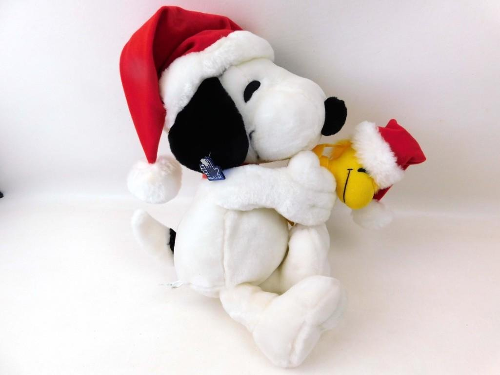 Plush Snoopy and Woodstock New with Tags