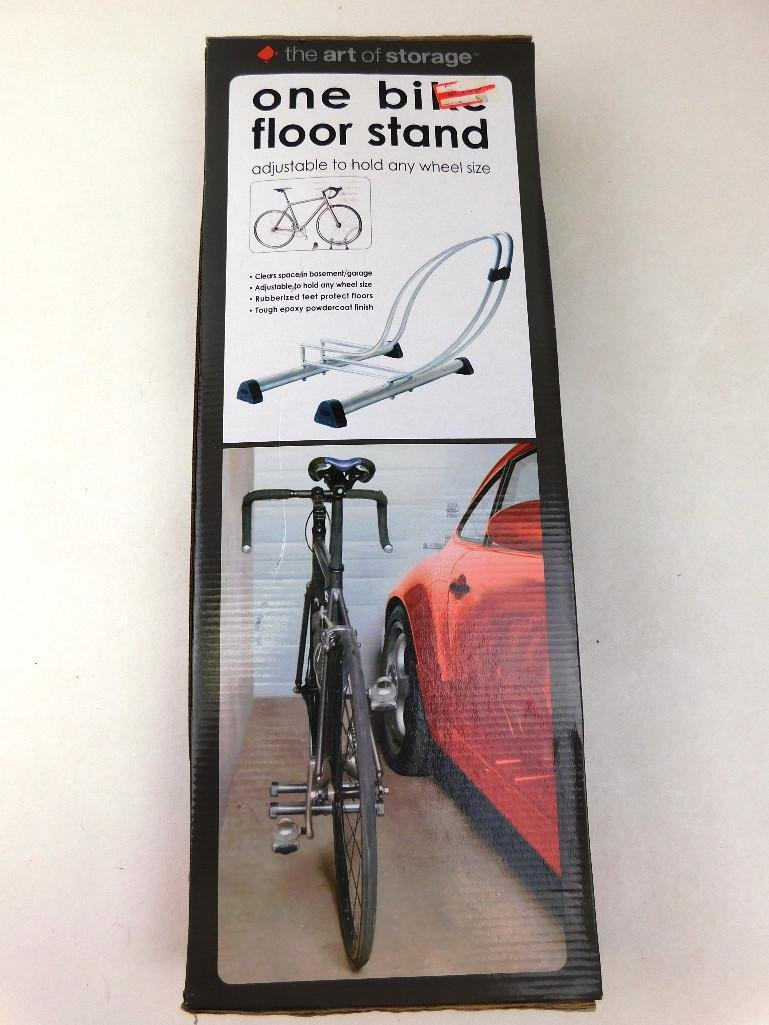 Bicycle Floor Stand