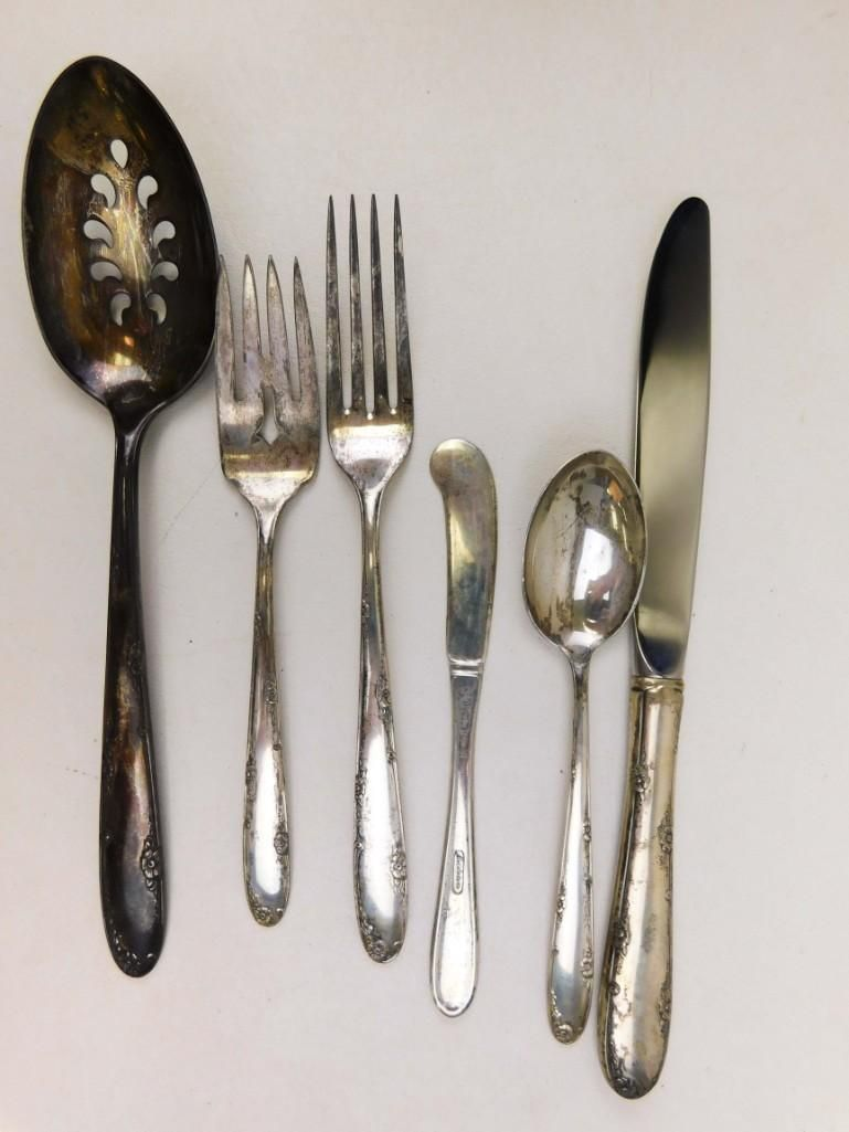 Towle Madeira Sterling Silver Flatware incl Serving