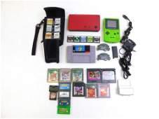 Nintendo Video game Lot