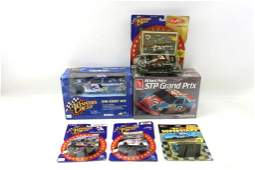 Lot of New in Package Nascar Toy Cars incl Die Cast