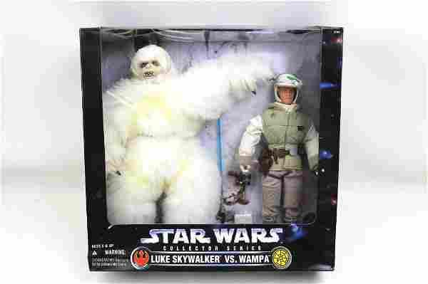 Star Wars Collector Series Luke Skywalker vs Wampa New