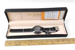 Akribos XXIV Watch in Original Box
