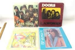 Lot of 4 Rare Vinyl LP Records incl Original LA Woman ,