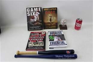 Sports Lot inc Books J deBeer Son Baseball Mini