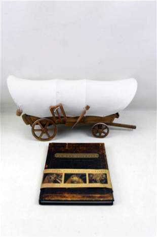 Stagecoach Wagon and In the Cockpit book