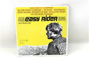 Easy Rider LP Vinyl Record Soundtrack
