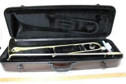 Accent Trombone with Hard Case and Vincent Bach