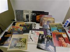 Lot of Classic Rock and Others Vinyl LP records