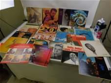 Lot of 25 Vinyl LP Records including Jazz Classic