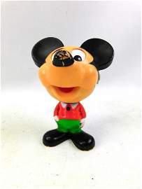 Vintage Mattel Chatter Chums Mickey Mouse Talking Pull