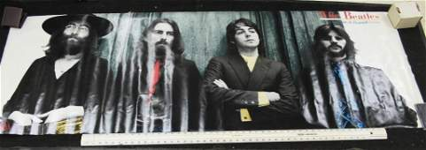 The Beatles Dear Mr Fantasy Ethan A Russell Poster
