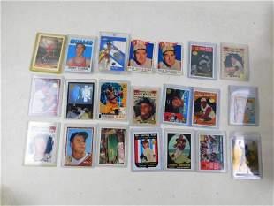Lot of 21 Sports cards including Michael Jordan, Topps